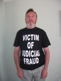 Victim of judicial fraud